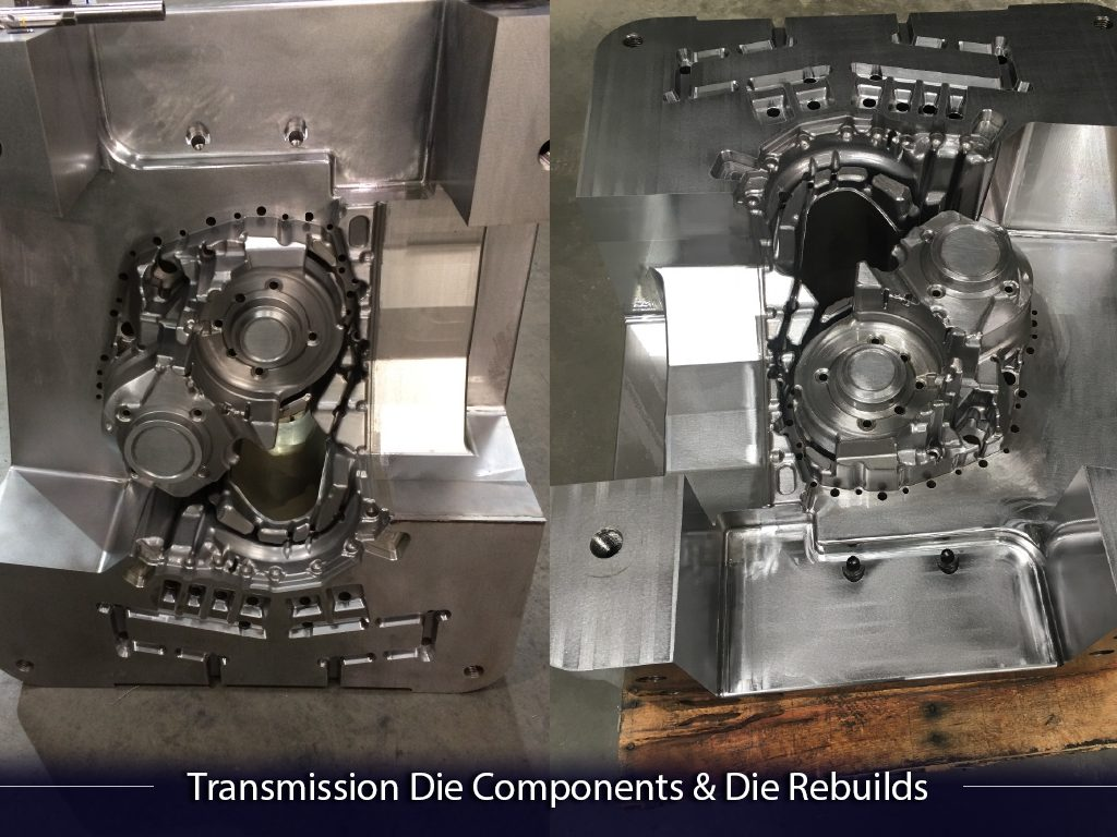 Die Cast Tooling By Consolidated Tool Gemini Group