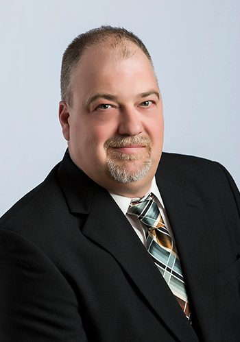 Headshot of Dan Rothe, Plant Manager of Gemini Precision Machining, Inc. (GPMI).