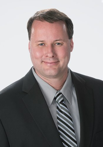 Headshot of Michael Greenhill, Plant Manager of Consolidated Tool.
