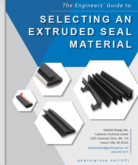 The Engineers' Guide to Selecting an Extruded Seal Material cover image